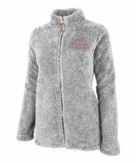 Alpha Kappa Alpha Newport Full Zip Fleece Jacket