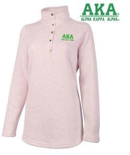 Alpha Kappa Alpha Hingham Tunic Pullover