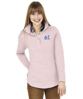 Delta Gamma Hingham Tunic Pullover