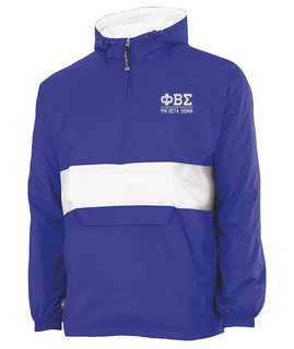 Phi Beta Sigma Greek Letter Anoraks