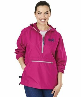 She Runs This Town Pack-N-Go Pullover