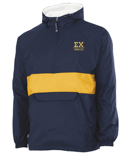 Sigma Chi Greek Letter Anoraks