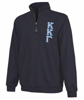 Sorority Crosswind Quarter Zip Sweatshirt