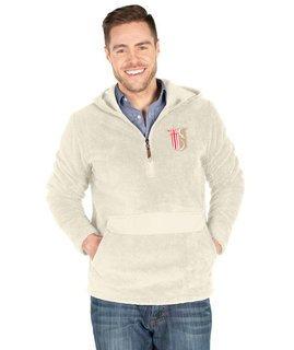 Theta Chi Newport Fleece Pullover Hoodie