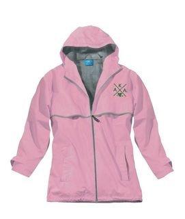 Alpha Kappa Alpha New Englander Rain Jacket