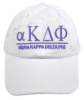 alpha Kappa Delta Phi World Famous Line Hat