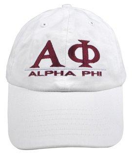 Alpha Phi World Famous Line Hat