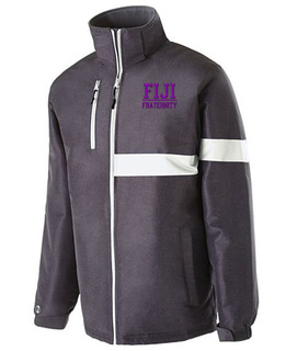 FIJI Fraternity Letter Raider Jacket