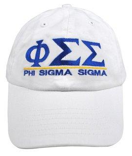 Phi Sigma Sigma World Famous Line Hat