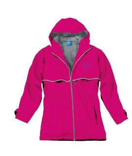 Sigma Lambda Gamma New Englander Rain Jacket