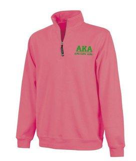 Alpha Kappa Alpha Custom Fashion Pullover