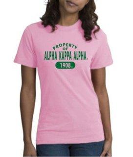 Alpha Kappa Alpha Property Of Est.