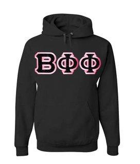 Beta Phi Phi (BFF) Hooded Sweatshirt