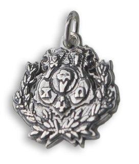 Sorority Mini Crest - Shield Charm