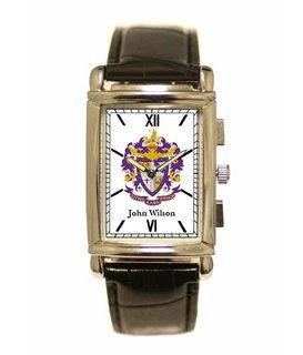 Sigma Alpha Epsilon Greek Classic Wristwatch