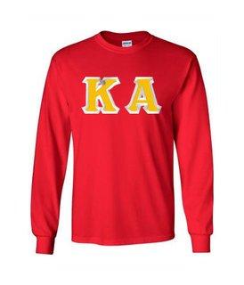 Kappa Alpha Custom Twill Long Sleeve T-Shirt