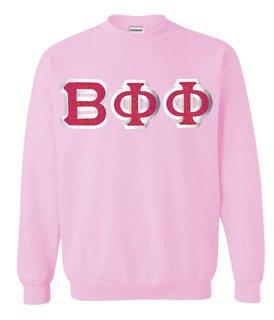 Beta Phi Phi (BFF) Crewneck Sweatshirt