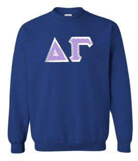 Submit Your Own Pattern Twill Crewneck Sweatshirt