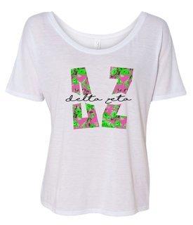 Delta Zeta Slouchy T-Shirt