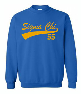 Greek Tail Crewneck