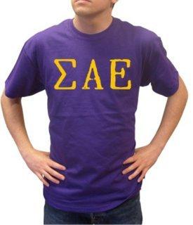 Sigma Alpha Epsilon Type Shirt