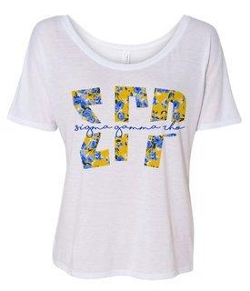 Sigma Gamma Rho Slouchy T-Shirt