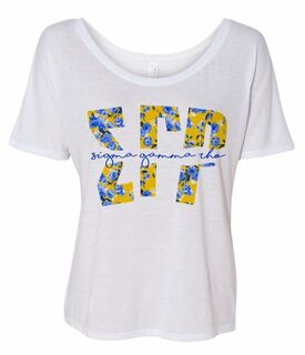 Sigma Gamma Rho T-Shirt Designs