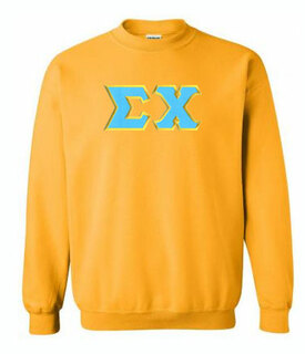 DISCOUNT-Tall Ultimate Greek Crewneck Sweatshirt