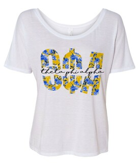Theta Phi Alpha Slouchy T-Shirt
