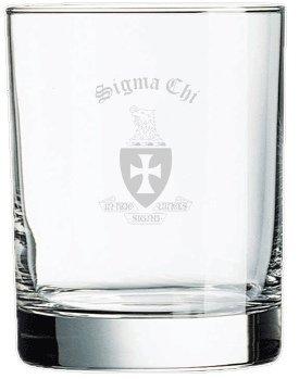 Fraternity Beverage Glass