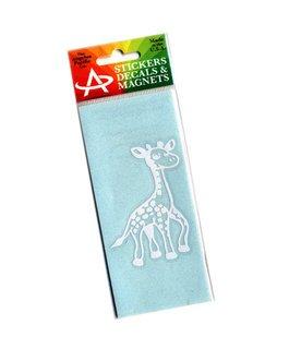 Alpha Epsilon Phi Mascot Sticker