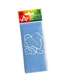 Alpha Kappa Alpha Mascot Sticker