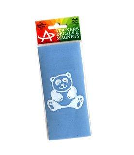 Alpha Omicron Pi Mascot Sticker