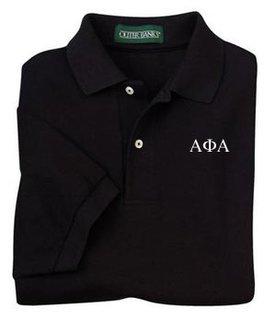 Alpha Phi Alpha Polo Shirt