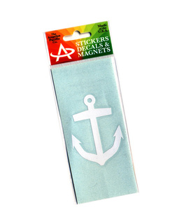 Alpha Sigma Tau Mascot Sticker