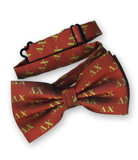 Delta Chi Bow Tie - Woven