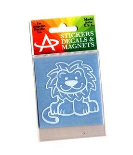 Phi Mu Mascot Sticker