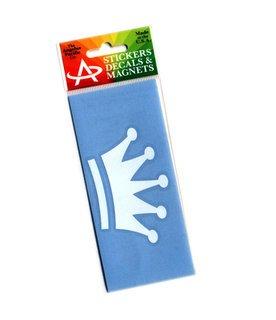 Zeta Tau Alpha Mascot Sticker