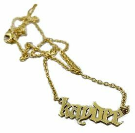 Old English Sorority Necklaces