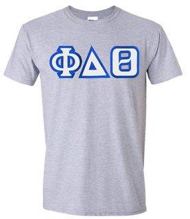 Phi Delta Theta Custom Twill Short Sleeve T-Shirt