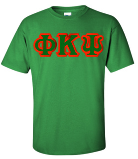 Phi Kappa Psi Custom Twill Short Sleeve T-Shirt