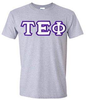 Tau Epsilon Phi Custom Twill Short Sleeve T-Shirt