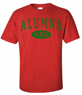Alpha Chi Omega Alumna Tee-Shirt