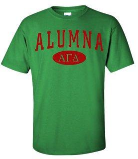 Alpha Gamma Delta Alumna Tee-Shirt