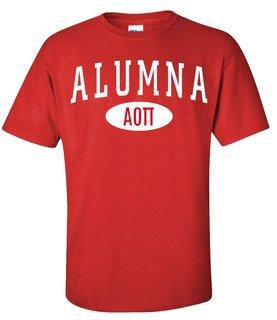 Alpha Omicron Pi Alumna Tee-Shirt