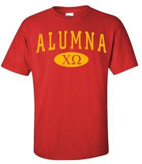 Chi Omega Alumna Tee-Shirt