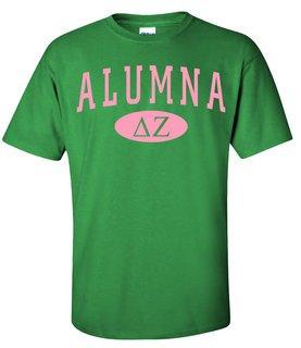 Delta Zeta Alumna Tee-Shirt