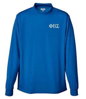Fraternity / Sorority Mock Turtleneck