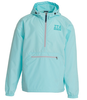 Greek Pack-N-Go Pullover