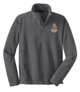 Kappa Psi Emblem 1/4 Zip Pullover